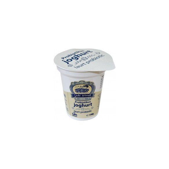 Iaurt 2.8%  Gobe Lactis 150G