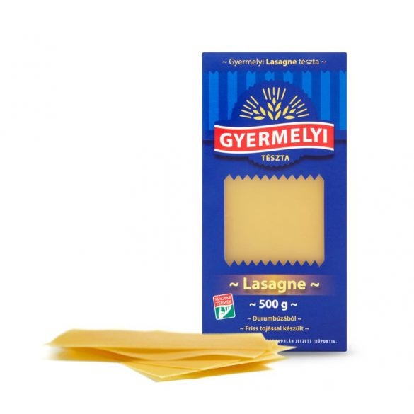 Paste Foi Lasagna Gyermelyi 500G