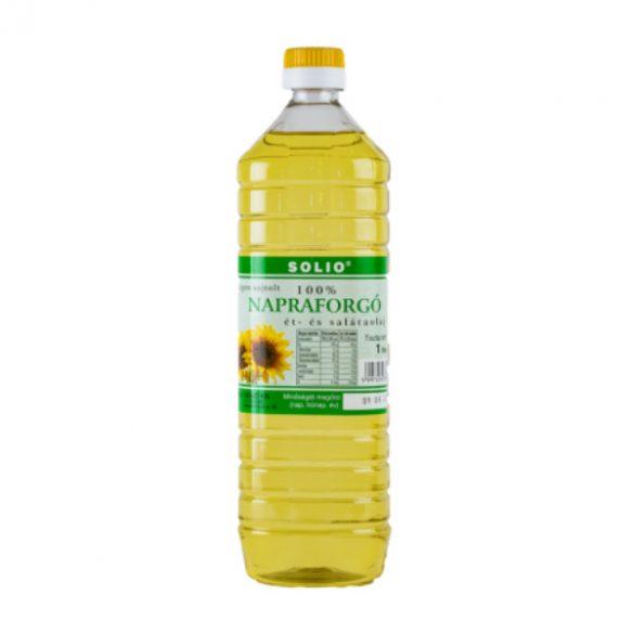 Ulei Floarea Soarelui Solio – presat la rece 1L