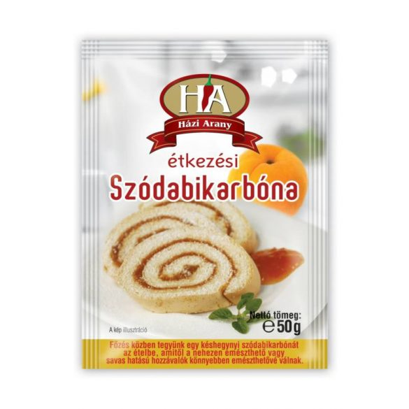 Bicarbonat De Sodiu Hazi Arany 50G