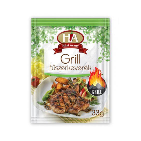 Condiment Grill Hazi Arany 33G