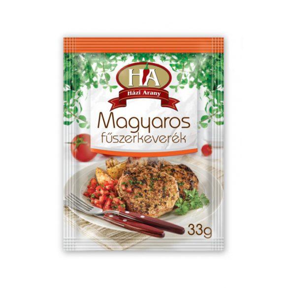 Condiment Magyaros Hazi Arany 33G