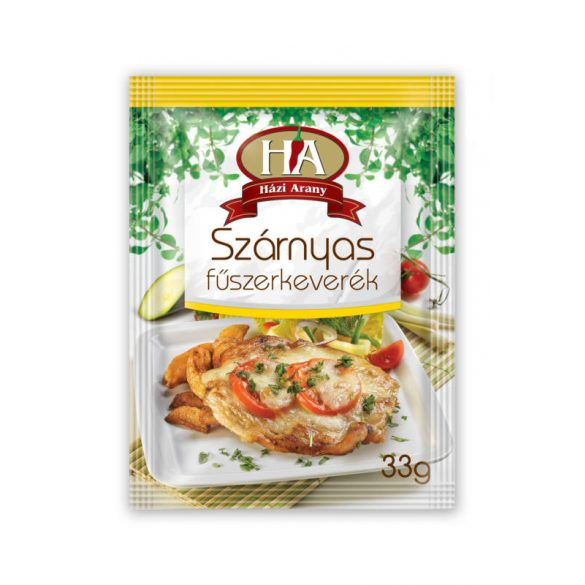 Condiment Szarnyas Hazi Arany 33G
