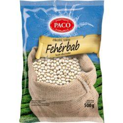 Fasole Alba Boabe Paco 500G
