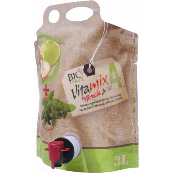 Suc Mere Menta Vitamix 3L Biofruct