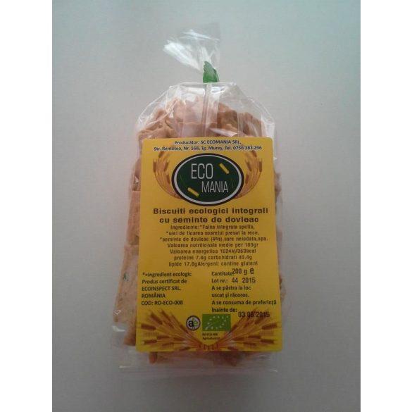 Biscuiti Eco cu Seminte de Dovleac 200G