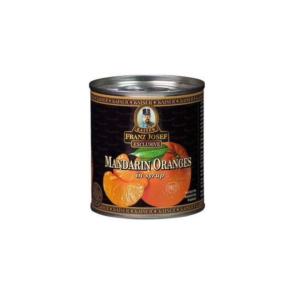 Mandarine Sirop 314 Ml Kfj