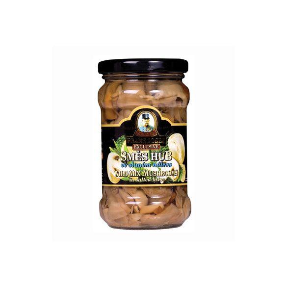 Ciuperci Salbatice Saramura Kfj 314Ml