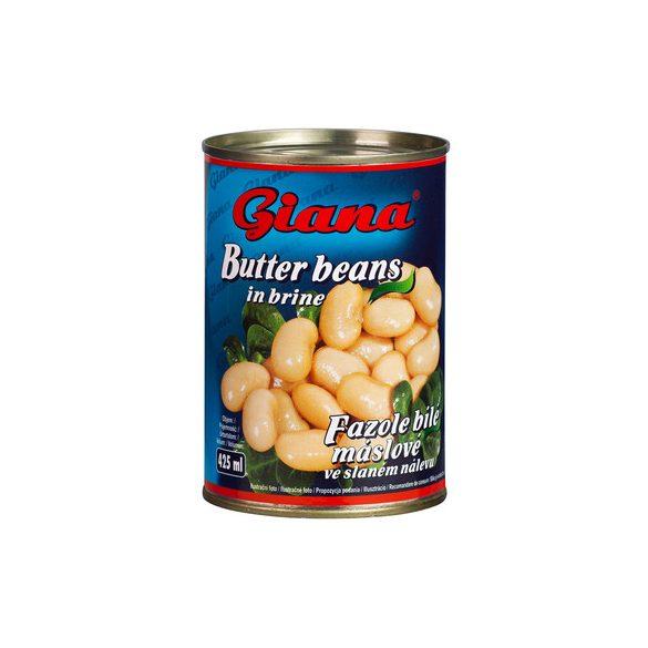 Fasole Spania Butter Beans Sgiana 425Ml