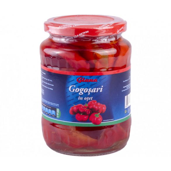Gogosari Sferturi Giana 720Ml